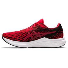 Asics Dynablast 2 Mens Running Shoes Red/Black US 8, Red/Black, rebel_hi-res