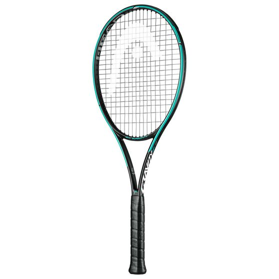 Head Graphene 360+ Gravity MP Tennis Racquet Red / Green 4 1/4 In, , rebel_hi-res