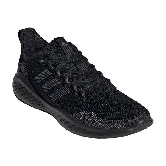 adidas Fluidflow 2.0 Mens Casual Shoes, Black, rebel_hi-res