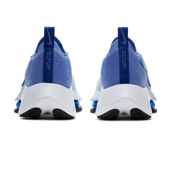 Nike Air Zoom Tempo Next% Womens Running Shoes, Blue/Black, rebel_hi-res