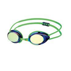 Vorgee Missile Eclipse Mirror Senior Swim Goggles Assorted OSFA, , rebel_hi-res