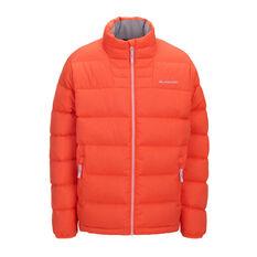 Macpac Kids Atom Jacket Orange 6, Orange, rebel_hi-res