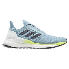 adidas Solar Boost Womens Running Shoes Grey / Black US 5, Grey / Black, rebel_hi-res