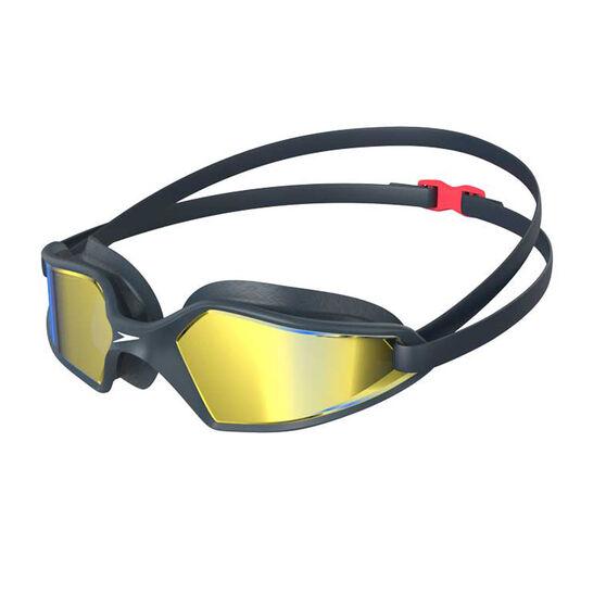 Speedo Hydropulse Mirror Swim Goggles, , rebel_hi-res
