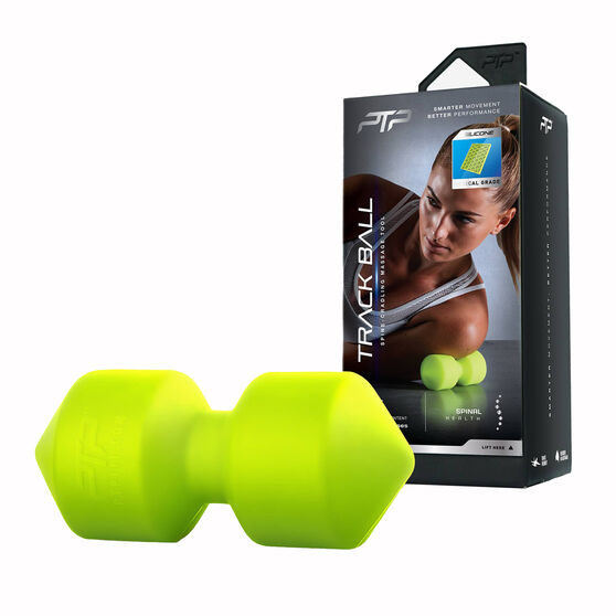 PTP Soft Track Ball Lime Soft, , rebel_hi-res