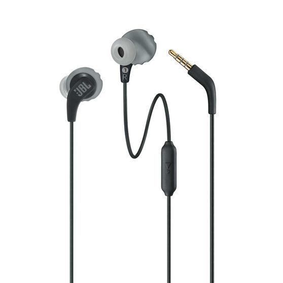 JBL Endurance RUN Wired Sports Headphones Black, Black, rebel_hi-res