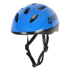 Goldcross Kids Pioneer 2 Bike Helmet Blue XS, Blue, rebel_hi-res