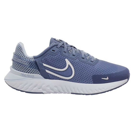 Nike Legend React 3 Womens Running Shoes, Blue, rebel_hi-res