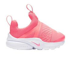 Nike Presto Extreme Toddlers Running Shoes Pink / Orange US 2, Pink / Orange, rebel_hi-res