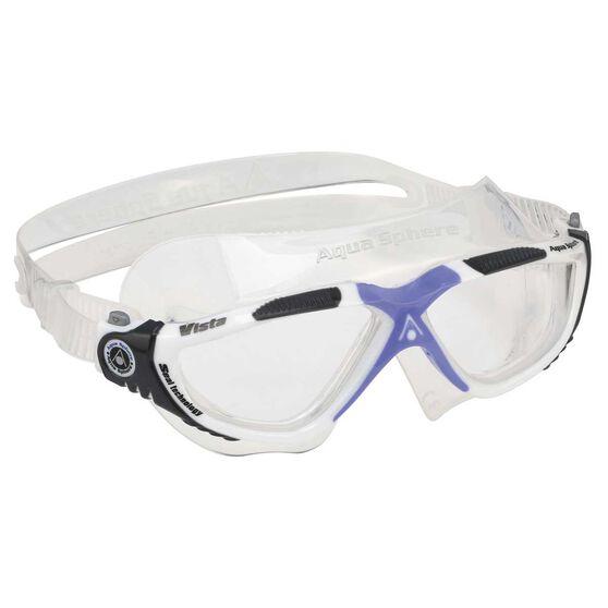 Aqua Sphere Vista Clear Womens Swim Goggles, , rebel_hi-res