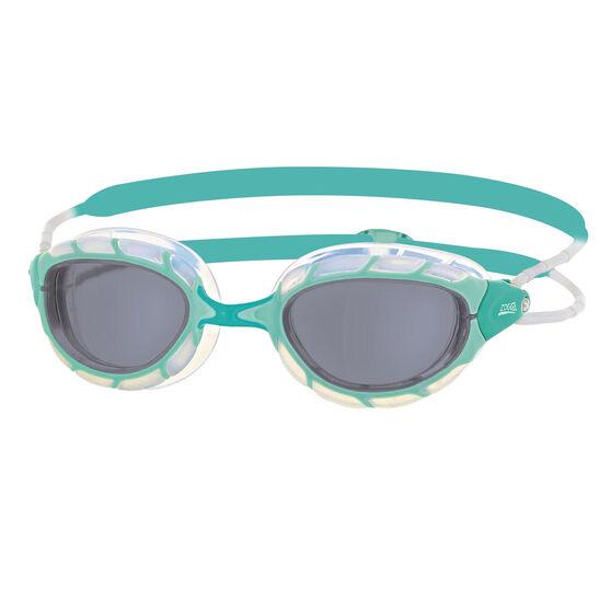 Zoggs Predator Swim Goggles Mint Regular, Mint, rebel_hi-res