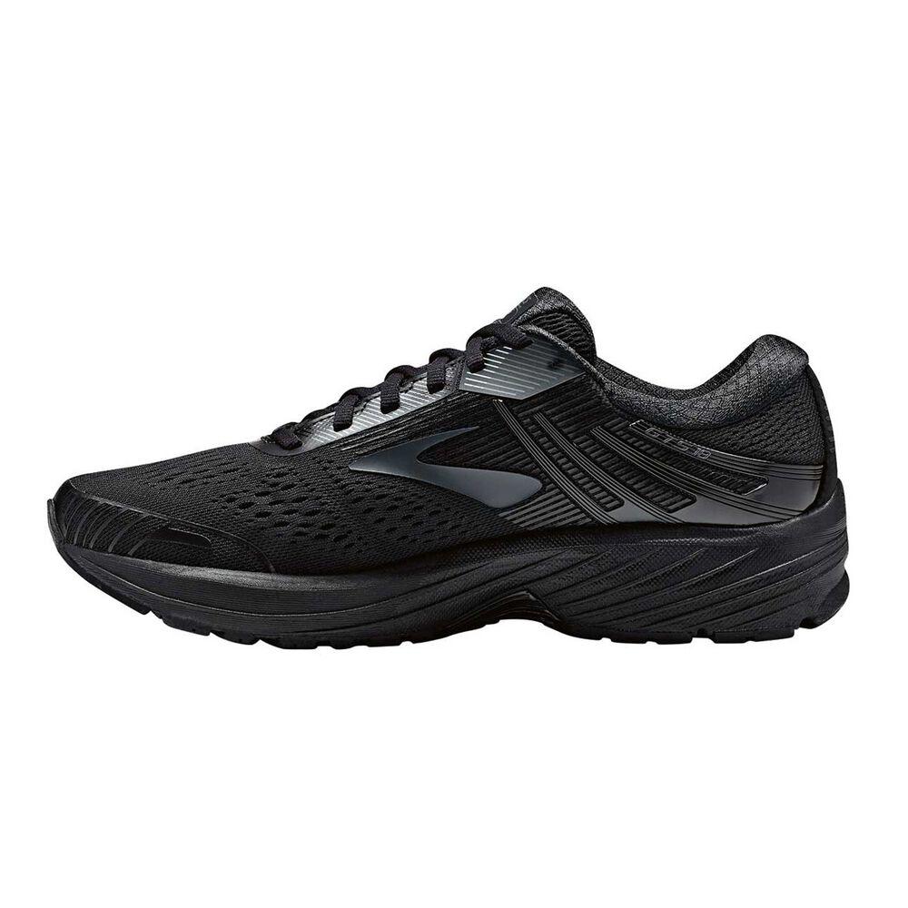9d78b4cea0ca2 Brooks Adrenaline GTS 18 Mens Running Shoes Black   Black US 9 ...