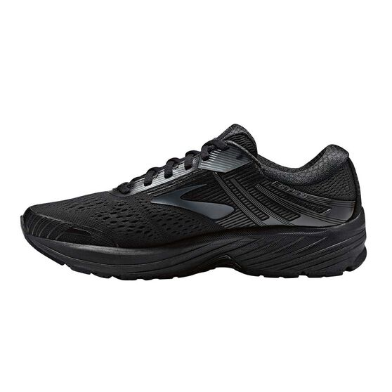 46cd9a3d7f0 Brooks Adrenaline GTS 18 Mens Running Shoes Black   Black US 9 ...