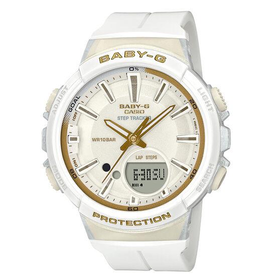 Casio Baby G Shock BGS100GS7A Step Tracker Watch, , rebel_hi-res