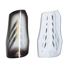 adidas X League Shin Guards Grey/Gold S, Grey/Gold, rebel_hi-res