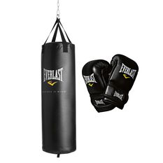 Everlast NevaTear 3 Heavy Bag and Glove Combo 3ft, , rebel_hi-res