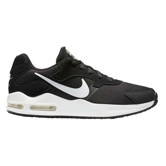 hot sale online 0597b b428a Nike Air Max Guile Mens Casual Shoes Black   White US 7, Black   White