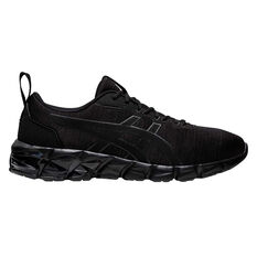 Asics GEL Quantum 90 2 Street Mens Casual Shoes Black US 7, Black, rebel_hi-res