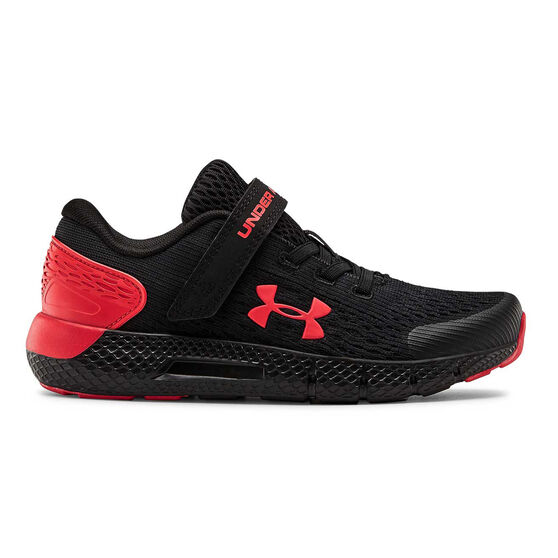 Under Armour Charged Rogue 2 Kids Running Shoes, , rebel_hi-res