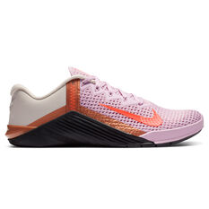 Nike Metcon 6 Womens Training Shoes Pink/Black US 6, Pink/Black, rebel_hi-res