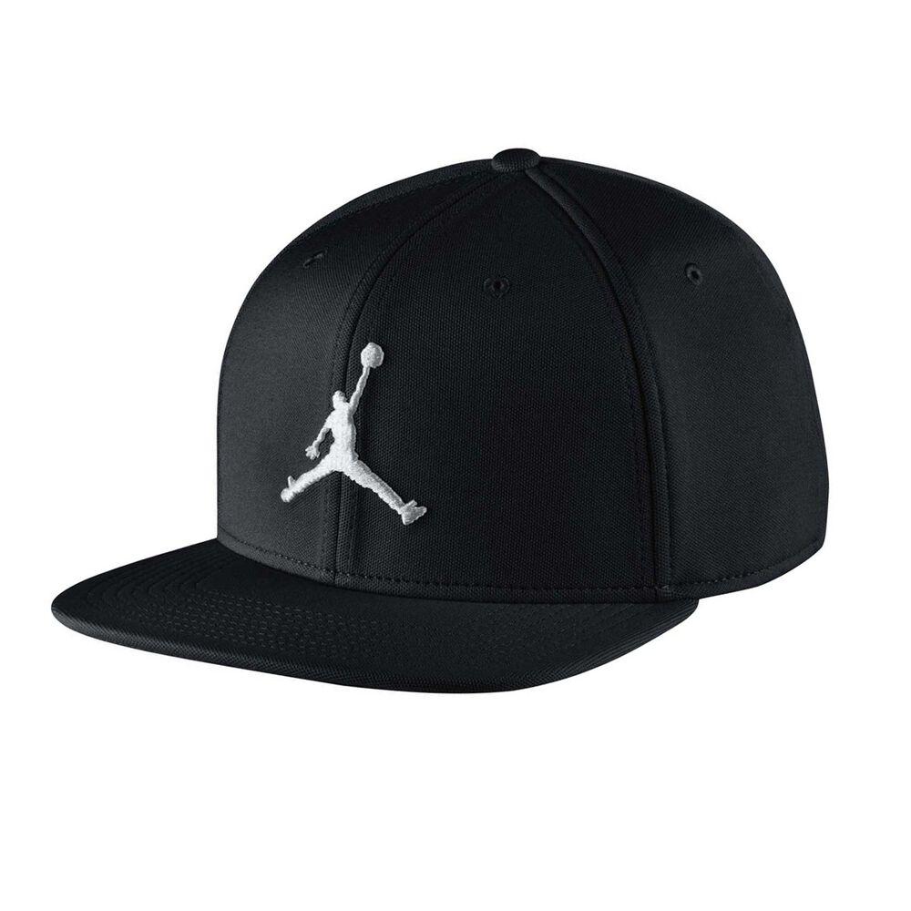 6a43a00636b Nike Jordan Jumpman Snapback Hat Black, , rebel_hi-res
