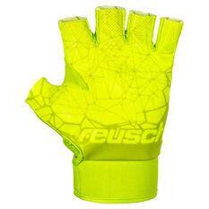 Reusch Futsal Pro SFX Goalkeeper Gloves Green 8, Green, rebel_hi-res
