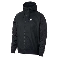 Nike Mens Sportswear Windrunner Jacket Black S, Black, rebel_hi-res