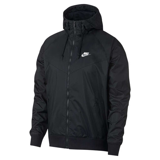Nike Mens Sportswear Windrunner Jacket, Black, rebel_hi-res