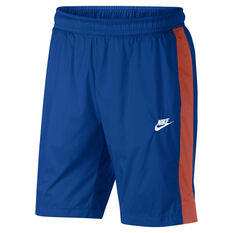 Nike Mens Woven Core Track Shorts, , rebel_hi-res