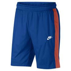 a1b5ca152b Nike Mens Woven Core Track Shorts
