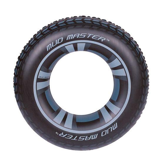 Verao Mud Master Inflatable Swim Ring, , rebel_hi-res