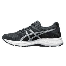 Asics Gel Contend 5 Womens Running Shoes Black US 6, Black, rebel_hi-res