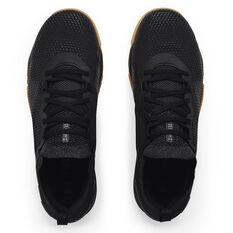 Under Armour Tribase Reign 3 Mens Training Shoes, Black, rebel_hi-res