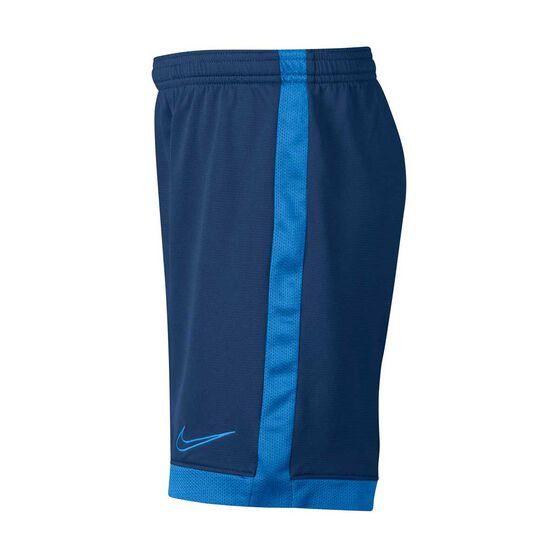 Nike Dri-FIT Boys Academy Soccer Shorts, Blue, rebel_hi-res