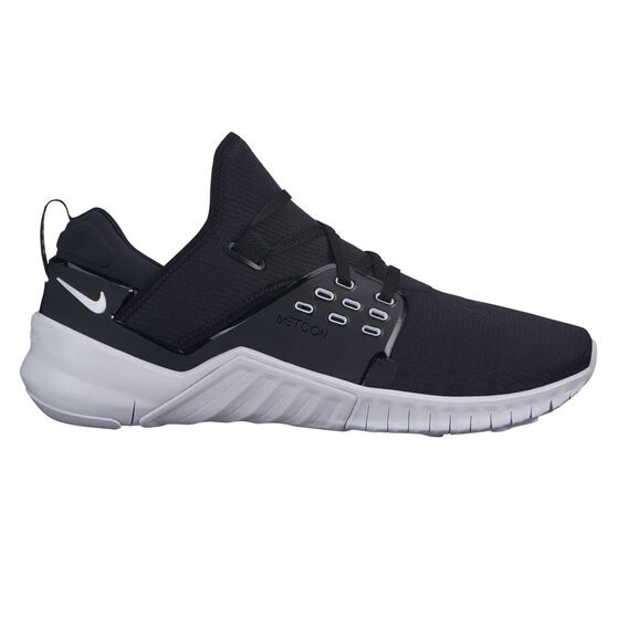 Nike Free Metcon 2 Mens Training Shoes, Black / White, rebel_hi-res