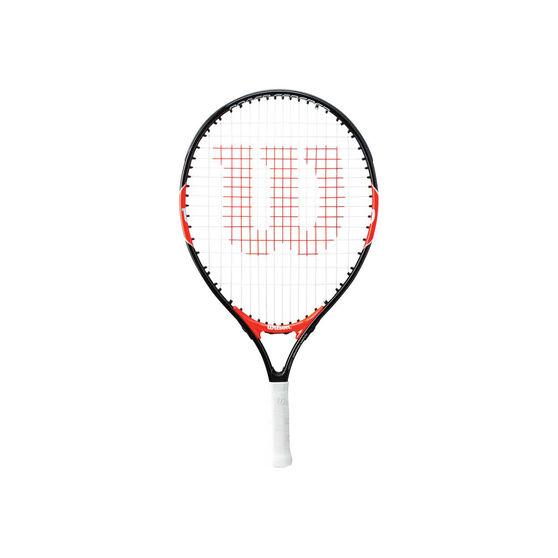Wilson Federer 19in Junior Tennis Racquet Red / Black 19in, , rebel_hi-res