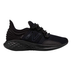 New Balance Fresh Foam Roav Kids Running Shoes Black US 11, Black, rebel_hi-res