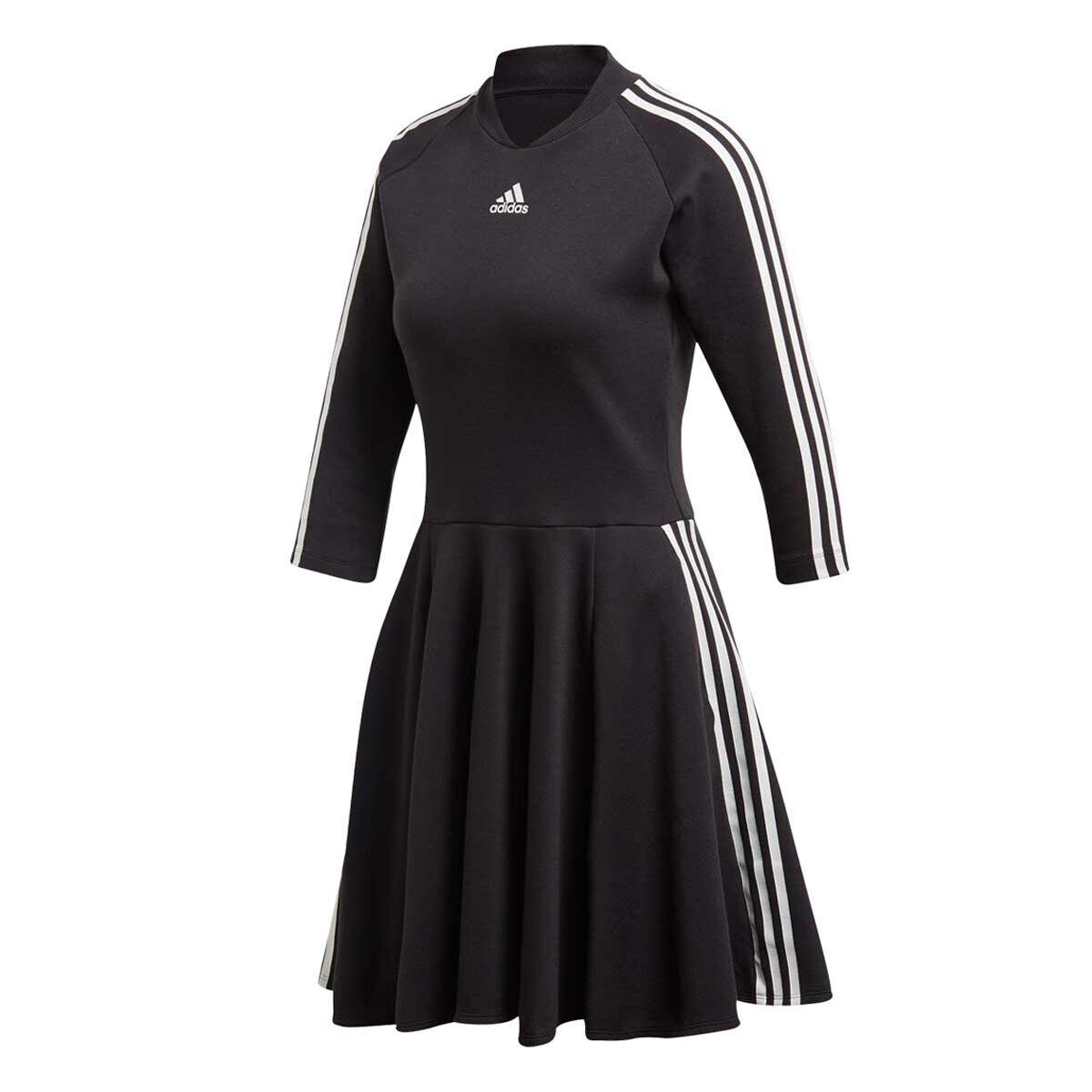 adidas Womens 3-Stripes Dress | Rebel Sport