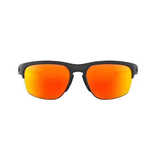 OAKLEY Sliver Edge Sunglasses - Polished Black with PRIZM Black Polarized, , rebel_hi-res