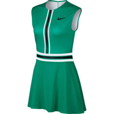 NikeCourt Womens Dress Green / White XS, Green / White, rebel_hi-res