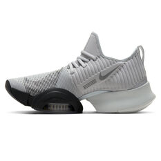 Nike Air Zoom SuperRep Mens Training Shoes Grey US 7, Grey, rebel_hi-res