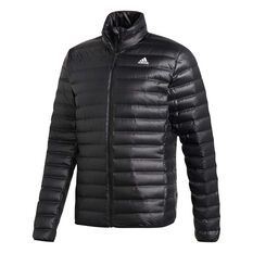 ae8a54c1151 adidas Mens Varilite Down Jacket Black S, Black, rebel_hi-res