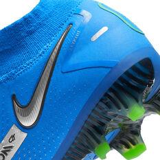 Nike Phantom GT Elite Dynamic Fit Football Boots, Blue, rebel_hi-res