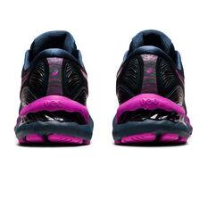 Asics GEL Nimbus 23 Lite Show Womens Running Shoes, Blue/Silver, rebel_hi-res