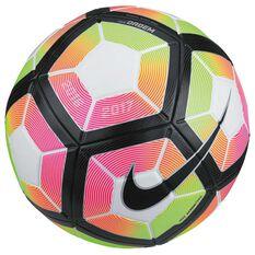 Nike Ordem 4 Soccer Ball White / Crimson 5, , rebel_hi-res