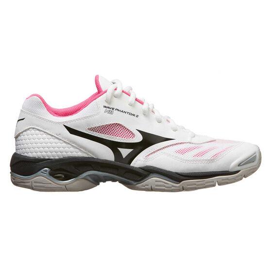 9cc600e25a Mizuno Wave Phantom 2 Womens Netball Shoes
