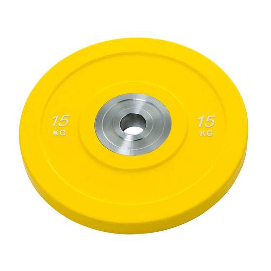 Celsius 15kg Bumper Plate, , rebel_hi-res
