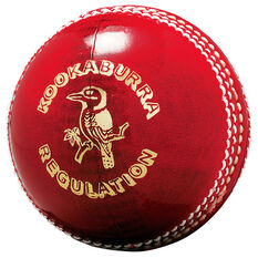 Kookaburra Regulation 156g Senior Cricket Ball, , rebel_hi-res