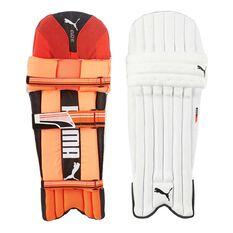Puma evoSPEED 6 Dual Wing Junior Cricket Batting Pads, , rebel_hi-res