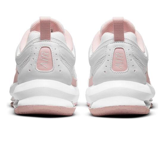 Nike Air Max AP Womens Casual Shoes, White/Pink, rebel_hi-res